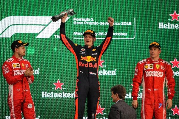 Rumbo al Gran Premio de México