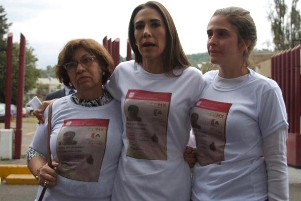 Rosario Robles continuará en prisión preventiva, determina juez  FOTO: ROGELIO MORALES /CUARTOSCURO.COM
