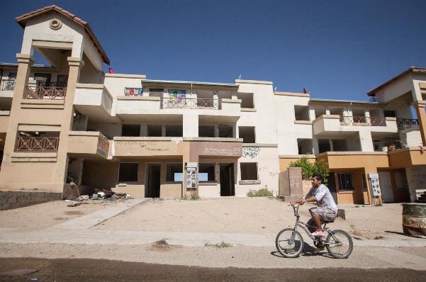Se buscan nuevos desarrollos habitacionales. Foto: Cuartoscuro