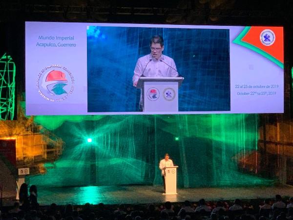 Francisco Quiroga Fernández, Subsecretario de Minería. Foto: Especial