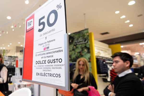 El Buen Fin 2019 espera superar las cifras del 2018. Foto: Archivo | Cuartoscuro