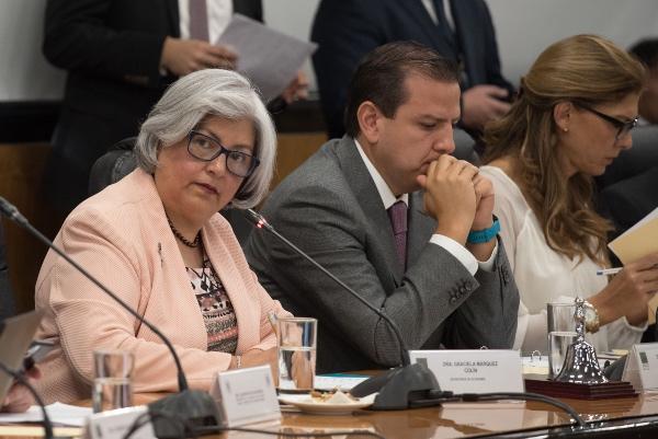 Graciela Márquez Colín, secretaria de Economía. Foto: Cuartoscuro