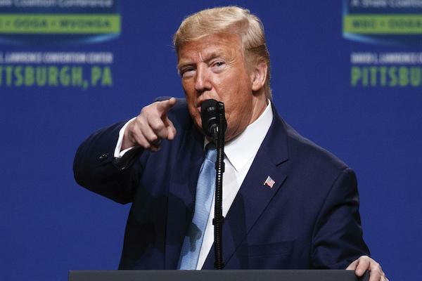 Donald Trump muro Colorado
