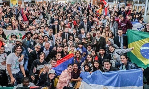 APRENDIZAJE. Los jóvenes se reunirán cuatro días en el Colegio Israelita de México. Foto: Especial