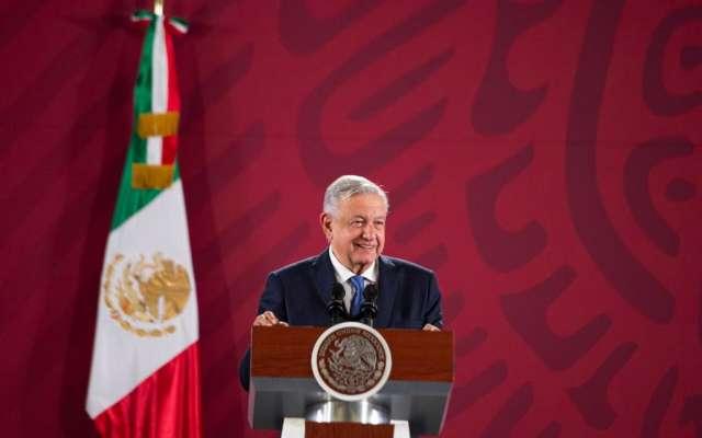 El presidente Andrés Manuel López Obrador. Foto: Presidencia