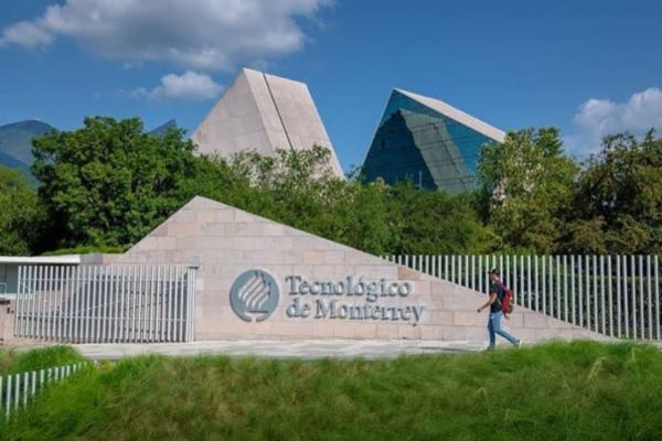 Tec de Monterrey mejor universidad. Foto: Facebook