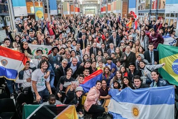 IV Encuentro Mundial de Jóvenes en CDMX