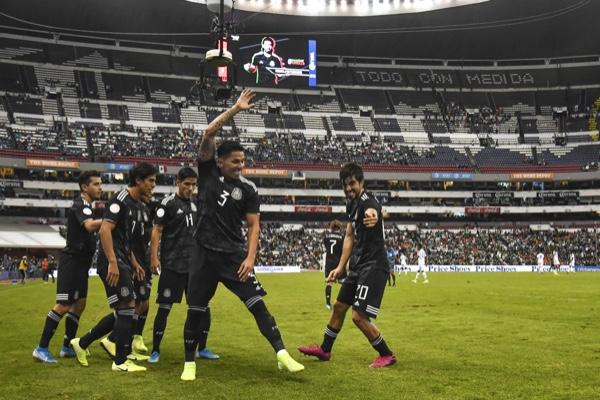 La Selección Mexicana jugaría un eventual partido de Mundial de Clubes en el estadio Azteca. Mexsport