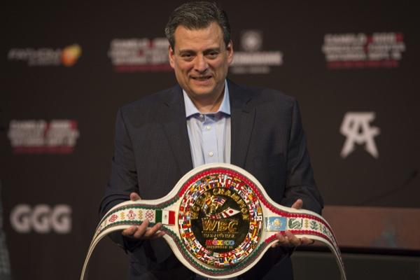 Mauricio Sulaimán señala la calidad de los jóvenes boxeadores. Mexsport