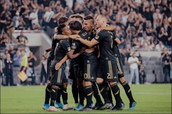 LAFC le ganó por primera vez en su historia al Galaxy. Twitter: LAFC