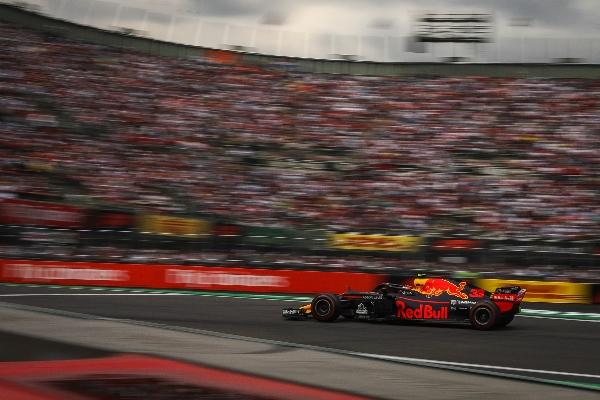 Gran Premio de México, realizado en el Autódromo Hermanos Rodríguez FOTO: ISAAC ESQUIVEL /CUARTOSCURO.COM