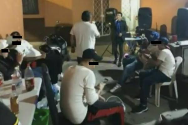 Cantante de salsa entre los detenidos de Tepito, explica cómo fue todo: VIDEO