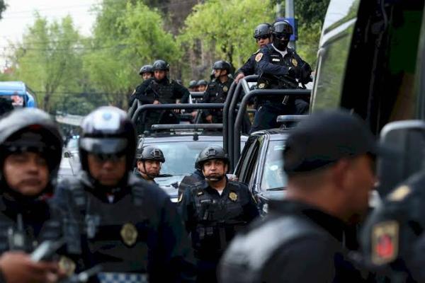 El día de ayer fueron liberados 27 de los 32 detenidos. Foto: Especial.