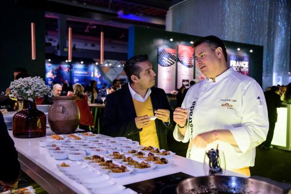 Manuel Quintanero habla de la oferta gastronómica que habrá en Millesime