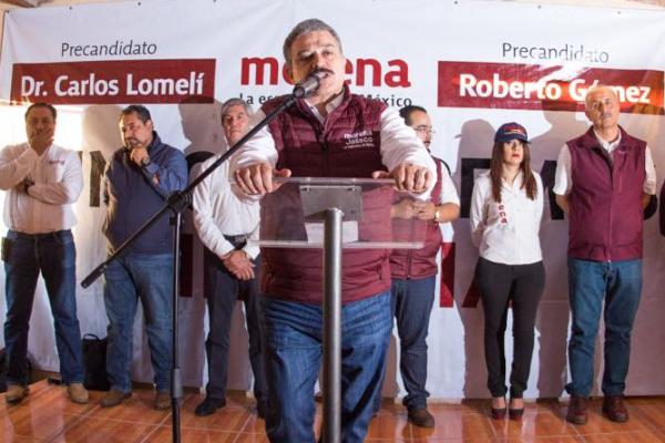 Carlos Lomelí explica su comparecencia ante la SFP por denuncia a dos de sus farmacéuticas