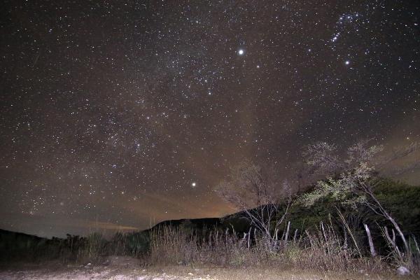 El asteroide se mueve a 40 mil 500 kilómetros por hora. FOTO: Cuartoscuro