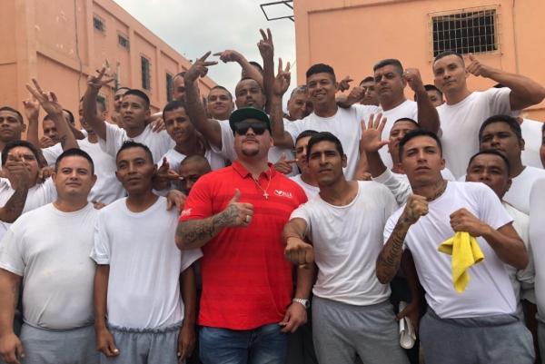 Ruiz Jr., boxeador mexicano de ascendencia mexicana. Foto: @Andy_destroyer1