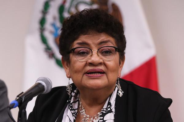 Ernestina Godoy procuradora cdmx fiscal