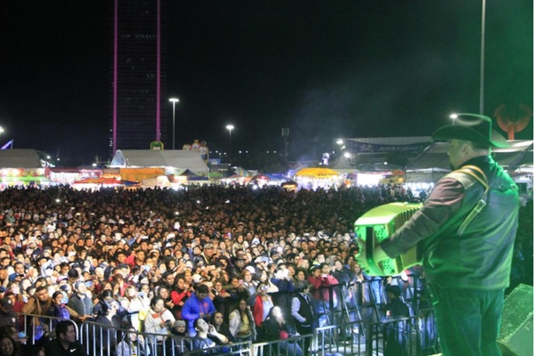 La Feria de Tamaulipas ha logrado reunir a más de 180 mil personas. Especial