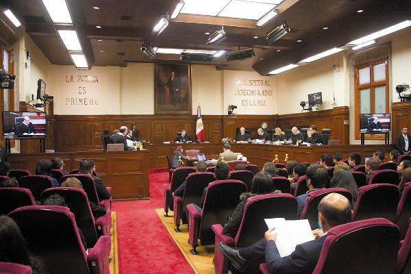 CASO. La Corte analiza la reforma que permite ampliar el periodo del próximo gobierno. Foto: Cuartoscuro