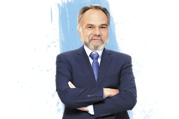 José de Jesús Orozco Henríquez es periodista y académico. Foto: Heraldo de México