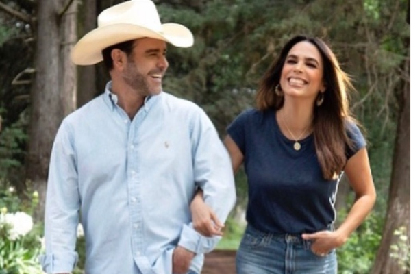 Biby Gaytán y Eduardo Capetillo se divorcian. Foto: Instagram Biby Gaytán