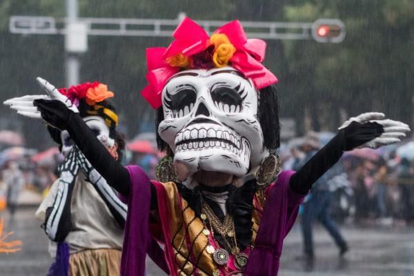 Los festejos ya comienzan en la Ciudad de México. Foto: Cuartoscuro