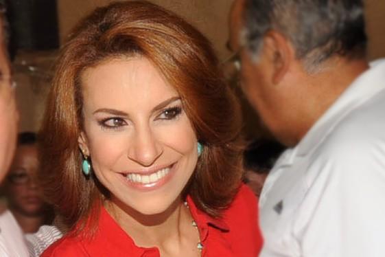 Karime Macías, esposa del exgobernador de Veracruz, Javier Duarte. Foto: Cuartoscuro