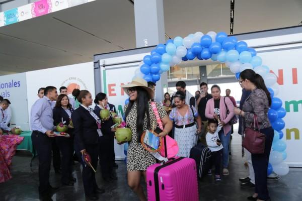 Este vuelo permitirá conectar a Europa y Sudamérica, además de que contará con tres frecuencias a la semana. Foto: Especial