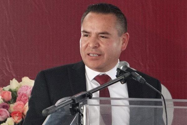 Francisco Tenorio alcalde valle de chalco delicado