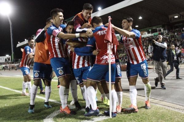 Chivas enfrentará a los Xolos de Tijuana. Mexsport