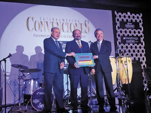 LABOR. El Consejo de Promoción Turística recibió premio por su estrategia de marketing. Foto: Especial
