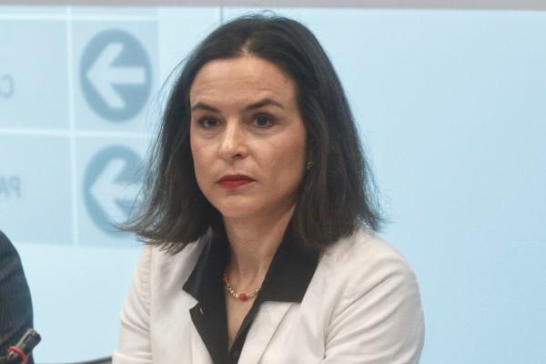 Alejandra Palacios, comisionada presidenta de la Cofece. Foto: Cuartoscuro