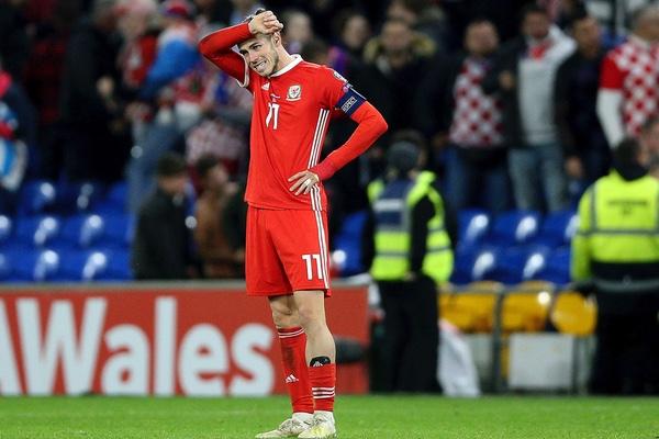 Gareth Bale tuvo un acto desafortunado con un niño. AP