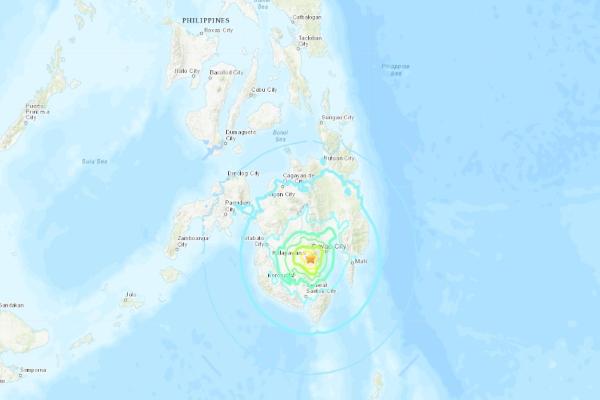 sismo_Filipinas