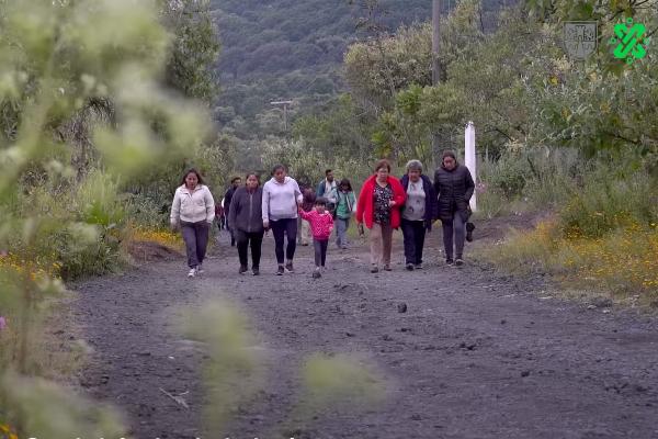 Se ha recuperado la zona con la ayuda de la jefa de gobierno, Claudia Sheinbaum Foto: Archivo /  Facebook @GobiernoCDMX