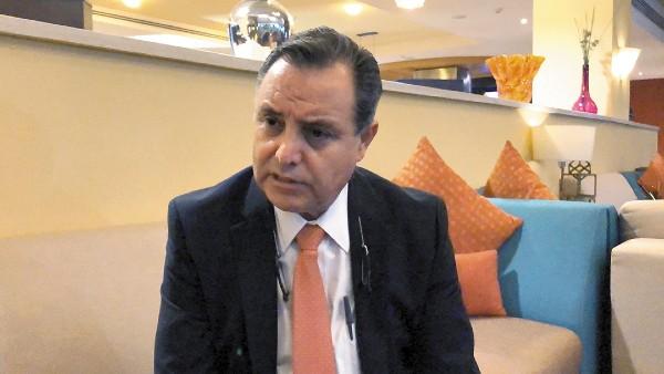 ORGANIZACIÓN. El doctor Juvenal Franco Jaramillo. Foto: Gabriela Montejano