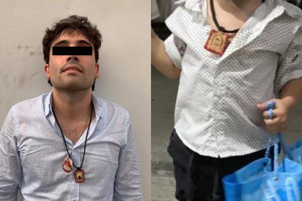 ¿Está de moda? Niño disfrazado de Ovidio Guzmán se vuelve viral: FOTOS