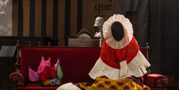 TRAJES REGIONALES. La vestimenta tradicional fue parte del vestuario de María Félix. Fotos: Víctor Gahbler / Cortesía