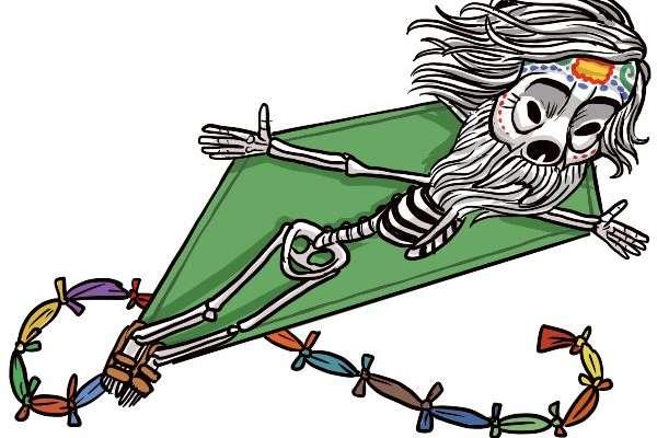 Para estos días que son flojones, te ofrecemos una opción: no te pierdas los cartones del maestro Alarcón. Ilustración: Alarcón.