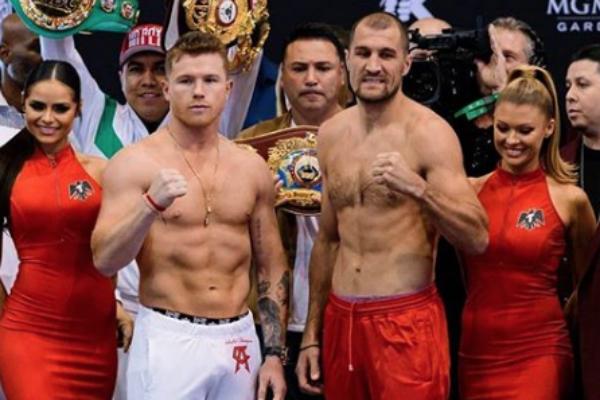 La pelea se celebra en Las Vegas. Foto: Especial.