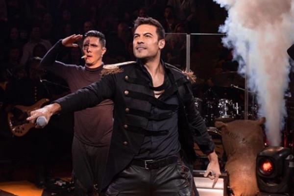 El cantante tiene 33 años. Foto: Especial.