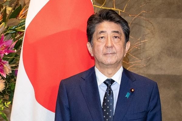 El primer ministro japonés, Shinzo Abe. Foto: EFE