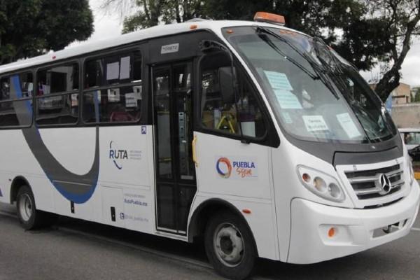 Los vehículos serán revisados para comprobar su atención a los usuarios. Foto: rutapuebla.mx