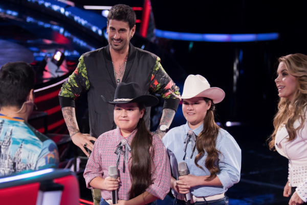 La Voz Kids Mexico 2019 a que hora donde ver tercera audicion