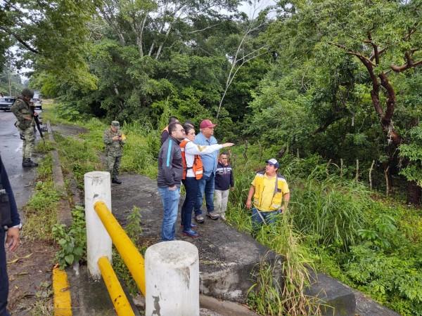 En la carretera Xalapa a Coatepec se registró un nuevo accidente por culpa del pavimento mojado. Foto: ESPECIAL