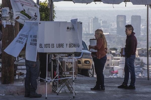 ciudadanos que no voten abstencionismo sanciones