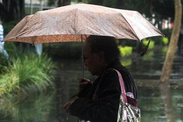 lluvias cdmx lunes 4 noviembre