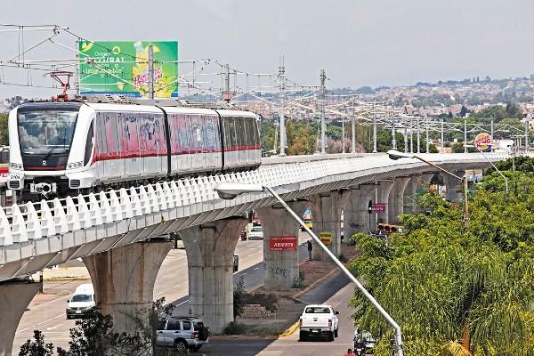 ELEVACIÓN. El contrato del ferrocarril aumentó a 603 millones de pesos. Foto: NOTIMEX