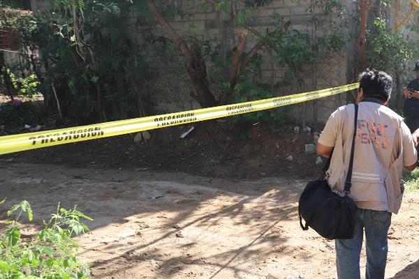 El cuerpo fue hallado en la colonia San Antonio Zomeyuca. Foto: Archivo Cuartoscuro